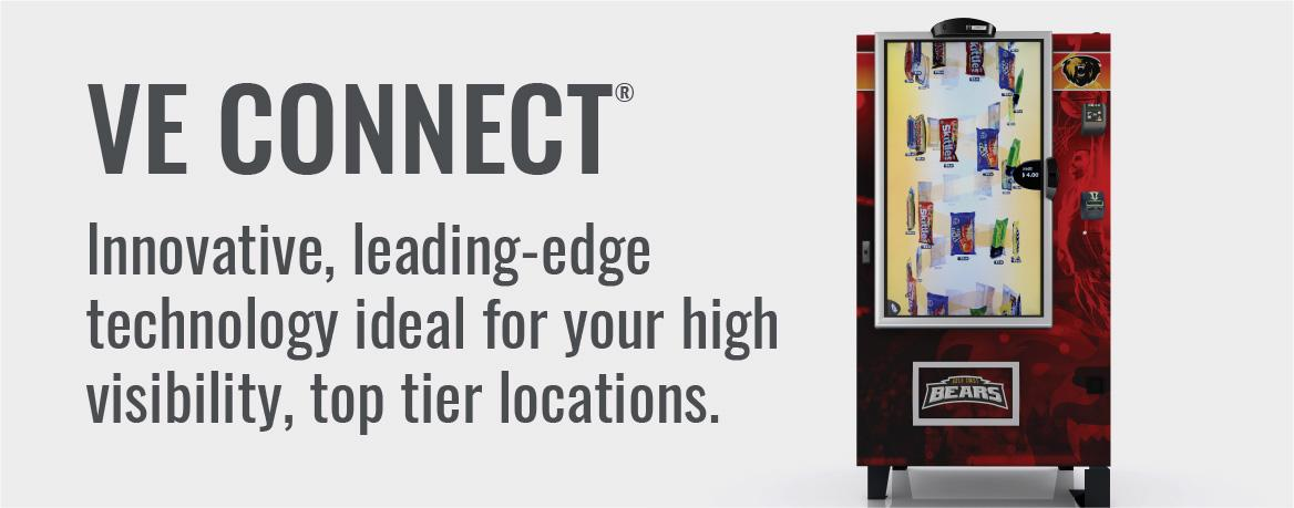 Innovative, leading edge technology with the VE Connect.