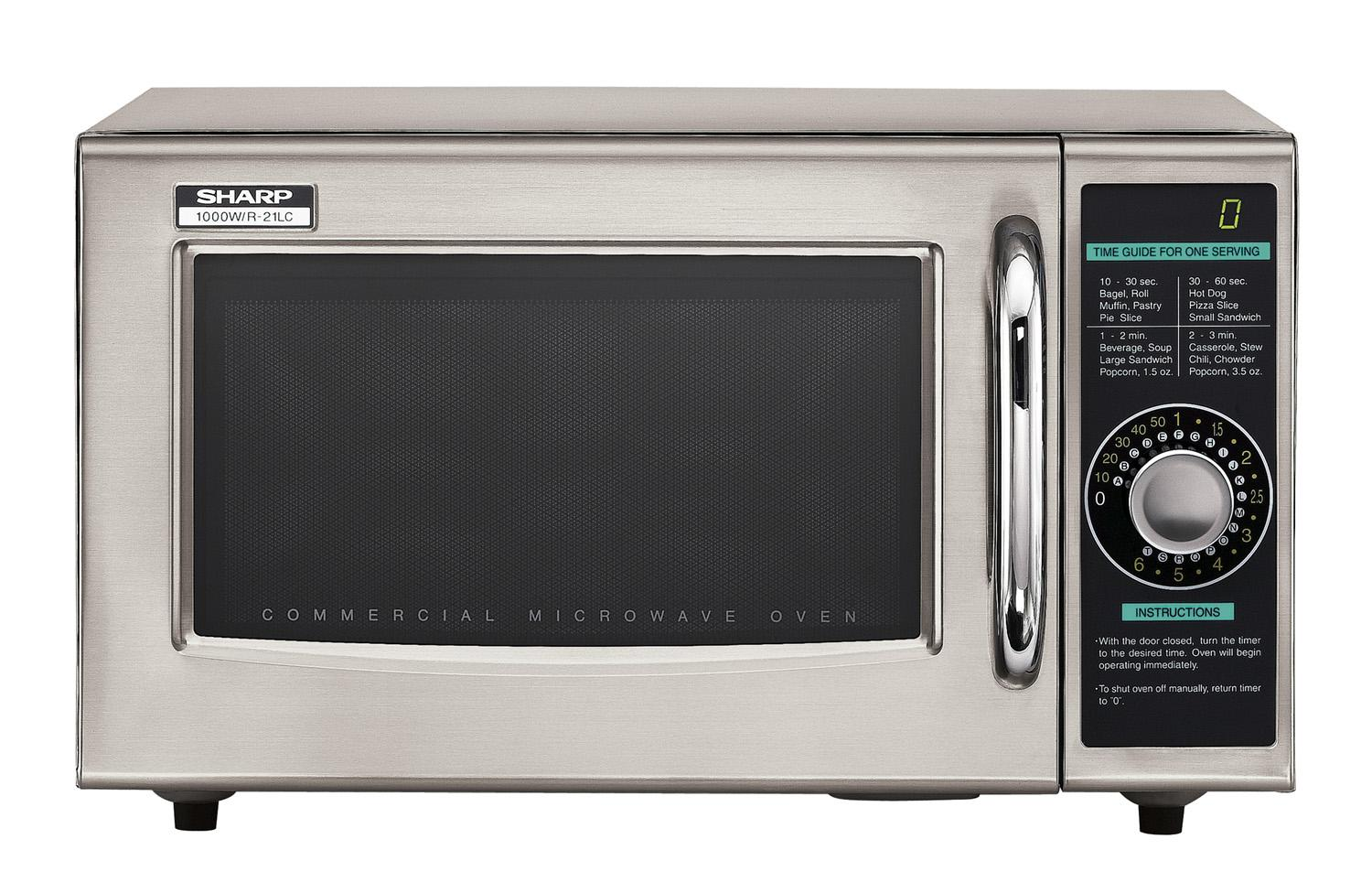 Sharp Commercial Microwave, R21LCFS