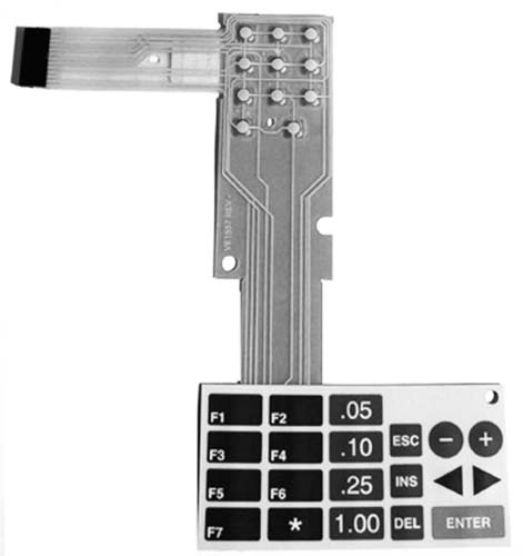 SELECTOR SWITCH PANEL FOR AP 123