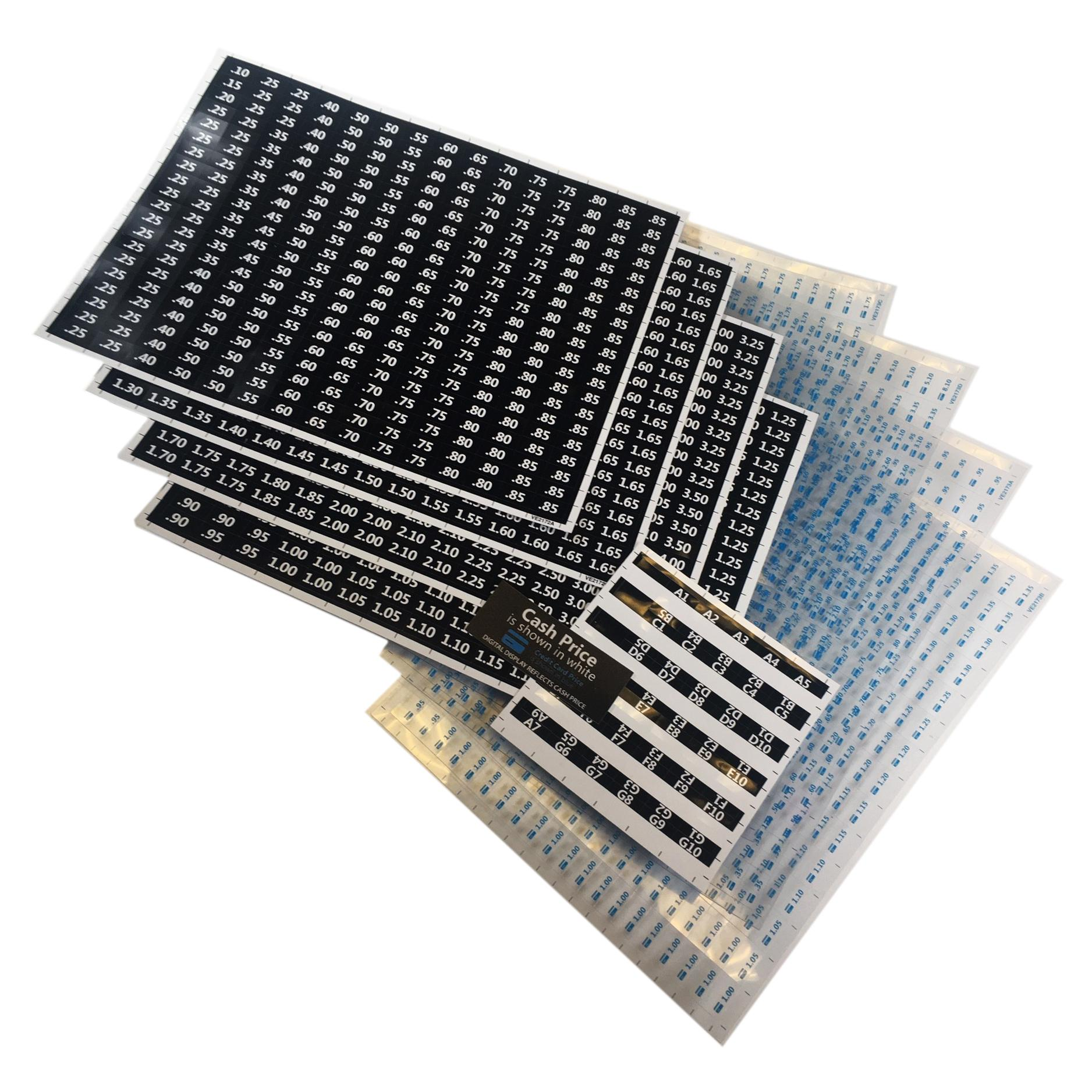 TWO TIER PRICING KIT, FOR AP 6000/7000/110/LCM SERIES