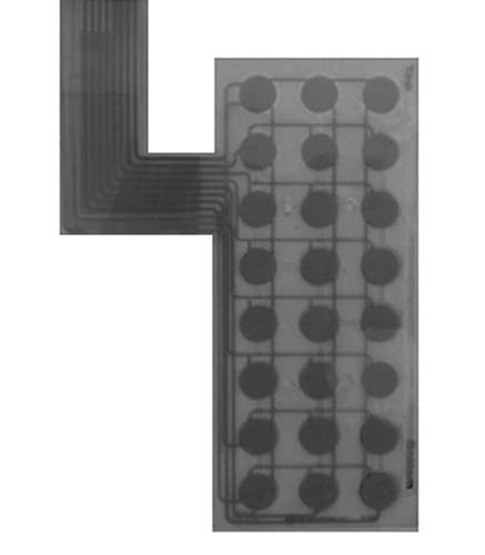 SELECTION SWITCH MEMBRANE, FOR NATIONAL 157, 171, 427, 485 AND 789