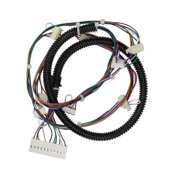 8 MOTOR TRAY HARNESS, FOR NATIONAL 168 AND 765