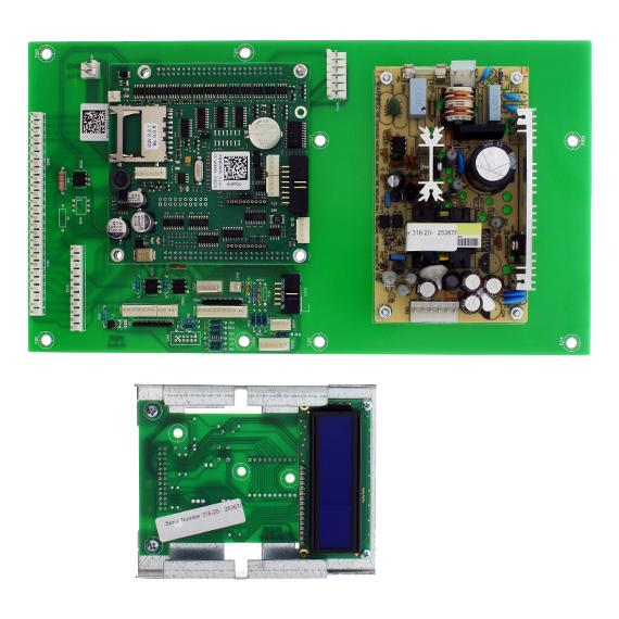 UCB KIT, VENDING MACHINE CONTROL BOARD FOR NATIONAL VENDORS 147 AND 148, vending machine credit card reader