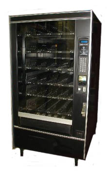 National Snack Vending Machine, 157