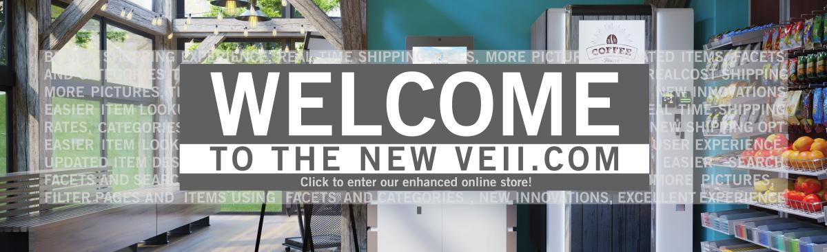 Welcome to the new VEII webstore.